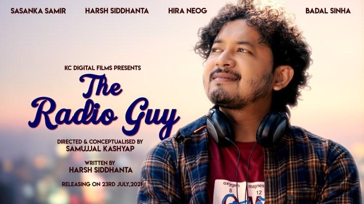 "KC Digital Films ৰ বেনাৰত সাজু হৈছে ""The Radio Guy""- 1"