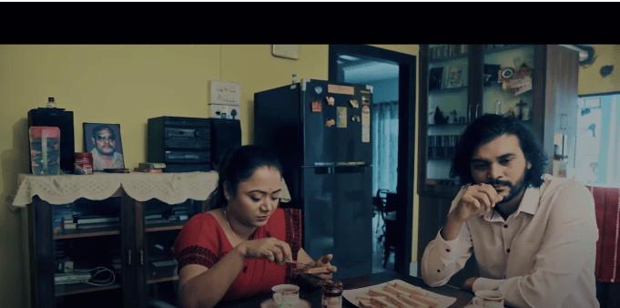 """মান-অভিমান আৰু প্ৰেমৰ সৈতে শৰ্মিষ্ঠা চক্ৰৱৰ্তীৰ """"অভিমানী""""- 2"""