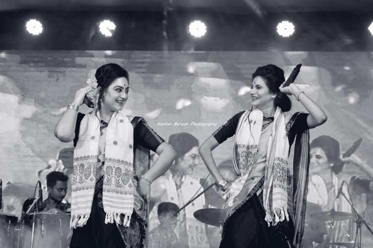 অলংকৃতা আৰু ৰূপাংকৃতা কলিতাৰ নতুন গীত 'শৰতৰ নিয়ৰে'- 1