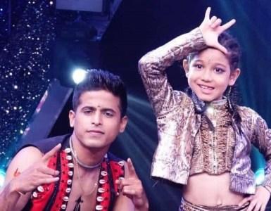 Super Dancer Chapter 4' ফাইনেলিষ্ট অসম কন্যা ফ্লৰিণা গগৈৰ বাবে ভোটৰ আহ্বান দীক্ষু শৰ্মাৰঃ 13