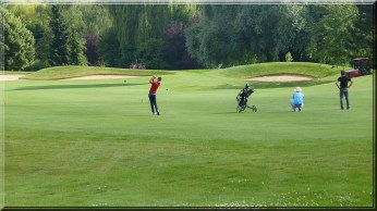 Golf de Bondues - Ch. de France 2016 Jeunes