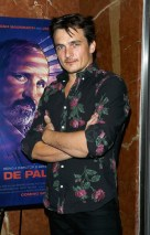 "NEW YORK, NY - JUNE 09: Actor Rupert Friend attends the ""De Palma"" New York screening at DGA Theater on June 9, 2016 in New York City. (Photo by Jim Spellman/Getty Images)"