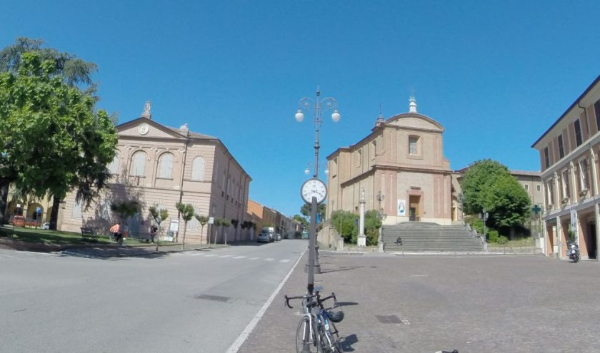 Pause in Longiano