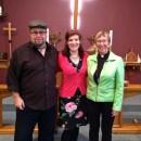 Niagara Music Duo Visit Three Rupert's Land Parishes