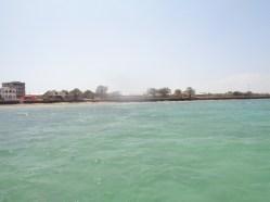 Wasini Island from across Shimoni on mainland South Coast near Kenya-Tanzania border - copyright Rupi Mangat