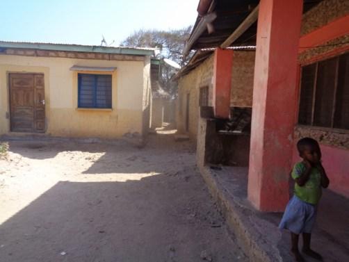 Modern Wasini houses - copyright Rupi Mangat