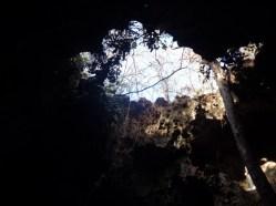 Leading into the slave cave at Shimoni - copyright Rupi Mangat