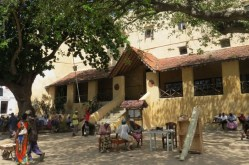Lamu Fort built between 1813 and 1821 with Omani assistance. copyright Rupi Mangat