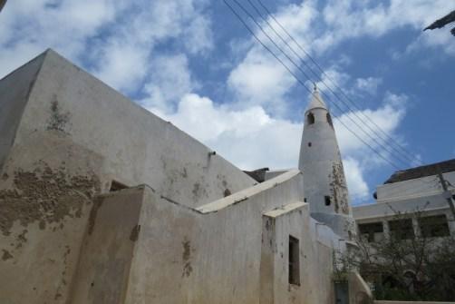 19th century Friday Mosque in Shella on Lamu Island copyright Rupi Mangat
