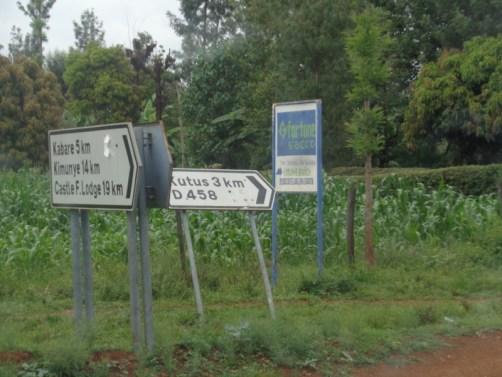Road signs Copyright Rupi Mangat