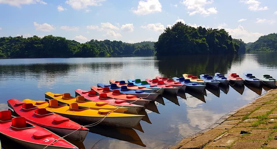 Beautiful Mohamaya LAke in Chittagong