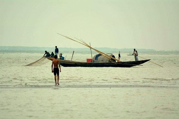 Fishing Nearby Moinot Ghat