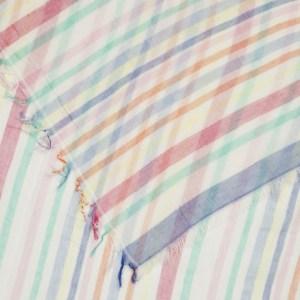 Streifenschal aus leichter Sommerbaumwolle von Codello bei Rupp Moden