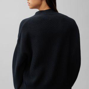Cardigan aus Organic Cotton-Qualität von Marc O'Polo bei RUPP Moden