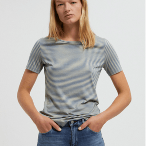 T-Shirt Lidiaa Ring Stripes von ARMEDANGELS bei RUPP Moden