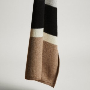 Colourblock Schal GOTS von Lanius bei Rupp Moden