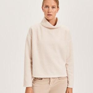 Teddyoptik Sweater Gabri von Opus bei RUPP.
