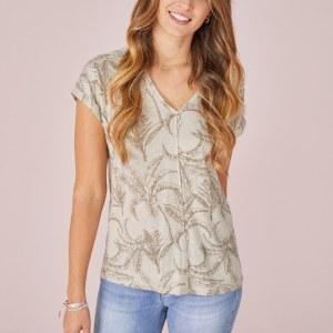 T-Shirt Calenal von Lieblingsstück bei RUPP Moden.
