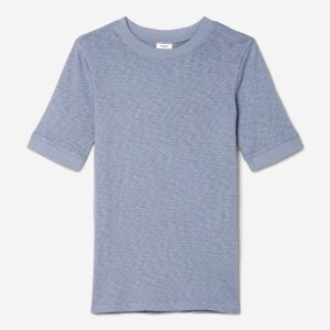 T-Shirt aus Organic Cotton Slub von Marc O'Polo bei RUPP Moden