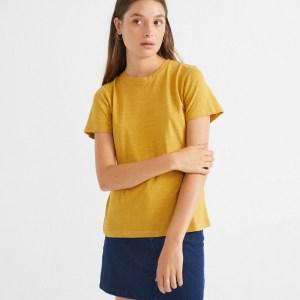 Hemp Juno T-Shirt von Thinking Mu bei RUPP Moden