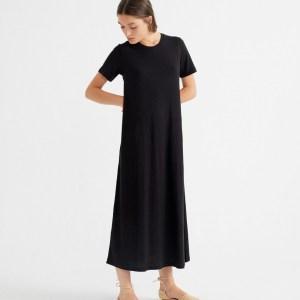 Hemp Oueme Dress von Thinking Mu bei RUPP Moden