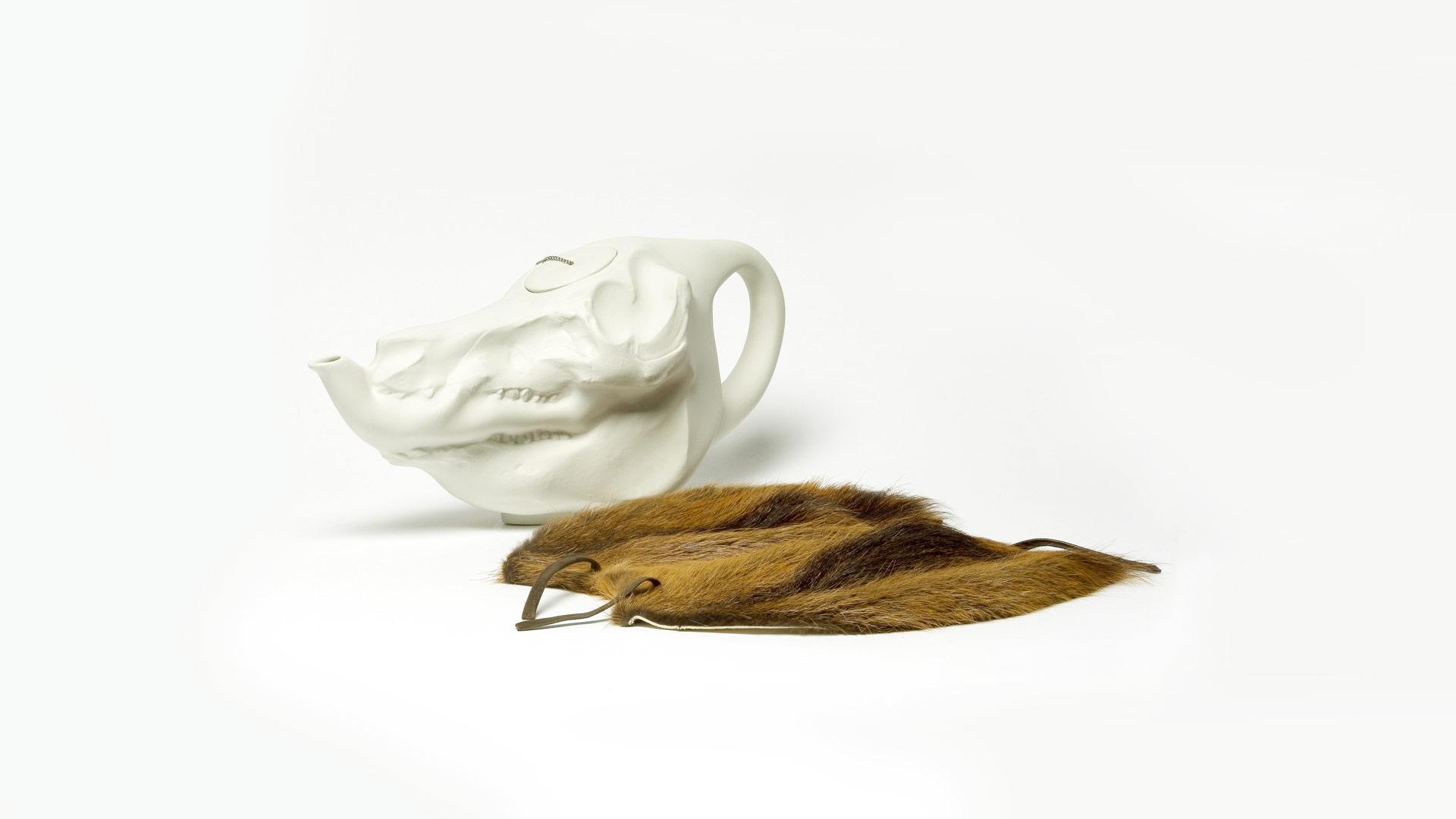 High Tea Pot by Wieki Somers