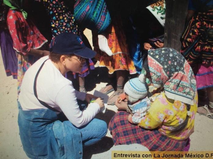 Breach inició su carrera periodística en Chihuahua. De La Jornada