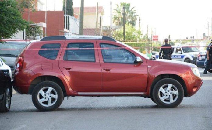 La periodista Miroslava Breach recibió ocho disparos. El Heraldo de Chihuahua