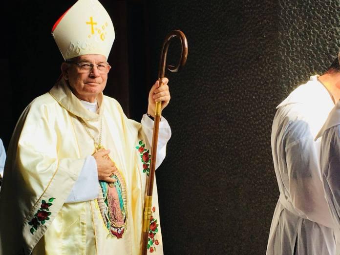 Monseñor Pedro Pablo Elizondo Cárdenas.