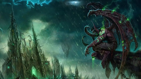 illidan wow