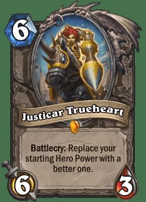 Justicar Truehearth