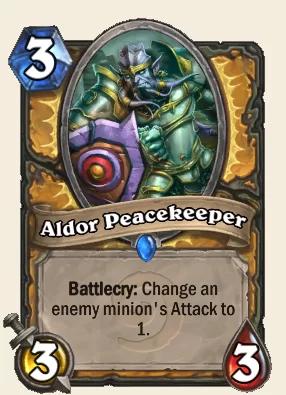 aldor-peacekeeper