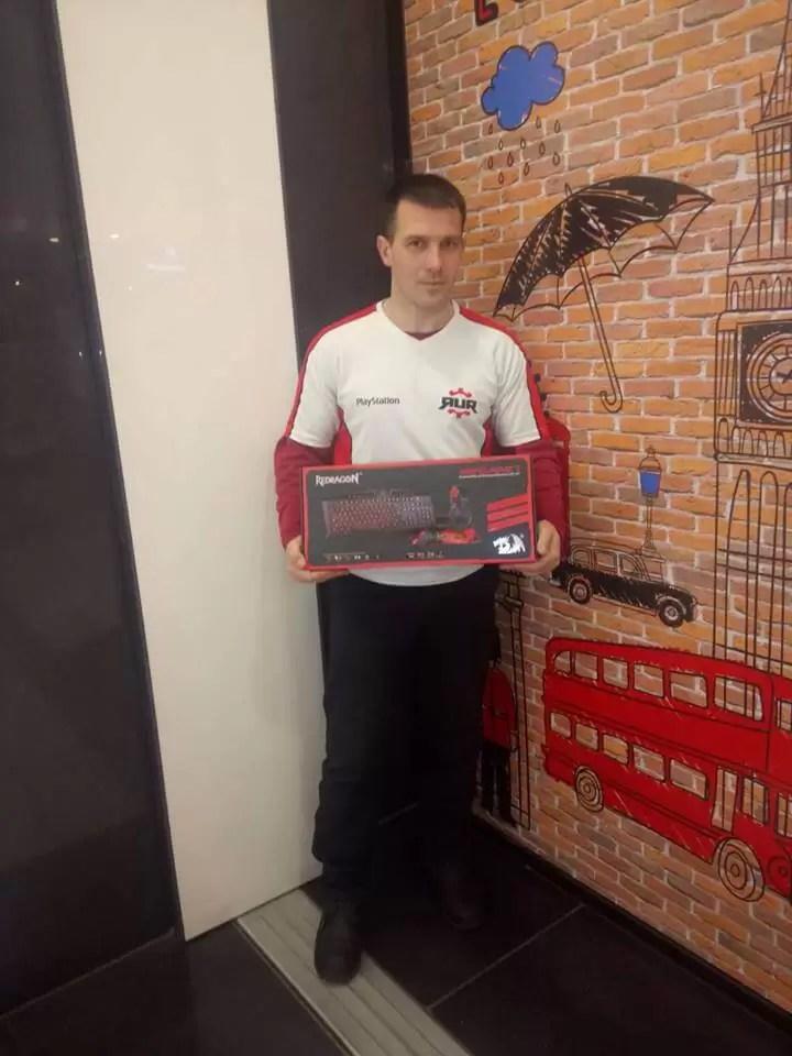 RUR Coldheart je osvojio Tekken 7 TC Stadion turnir