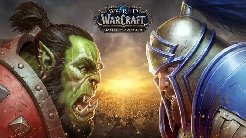 WoW Battle for Azeroth – RUR beta test