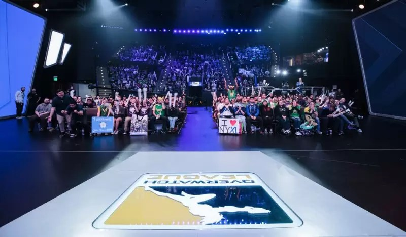 Blizzard planira da proširi OW Ligu za 4 do 6 timova, po ceni i do 60 miliona dolara za mesto!
