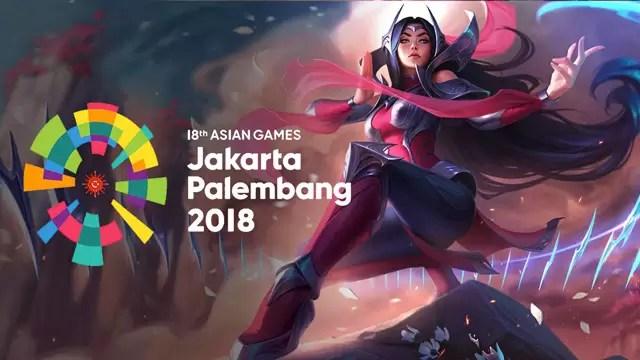 League of Legends debituje na Azijskim igrama, događaju nastalom po ugledu na Olimpijske igre