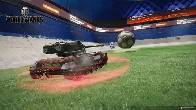 Fudbalska groznica stigla i u World of Tanks
