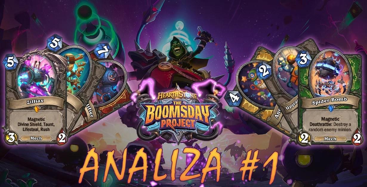 Boomsday Analiza #1 – Namagnetisani Mechovi!