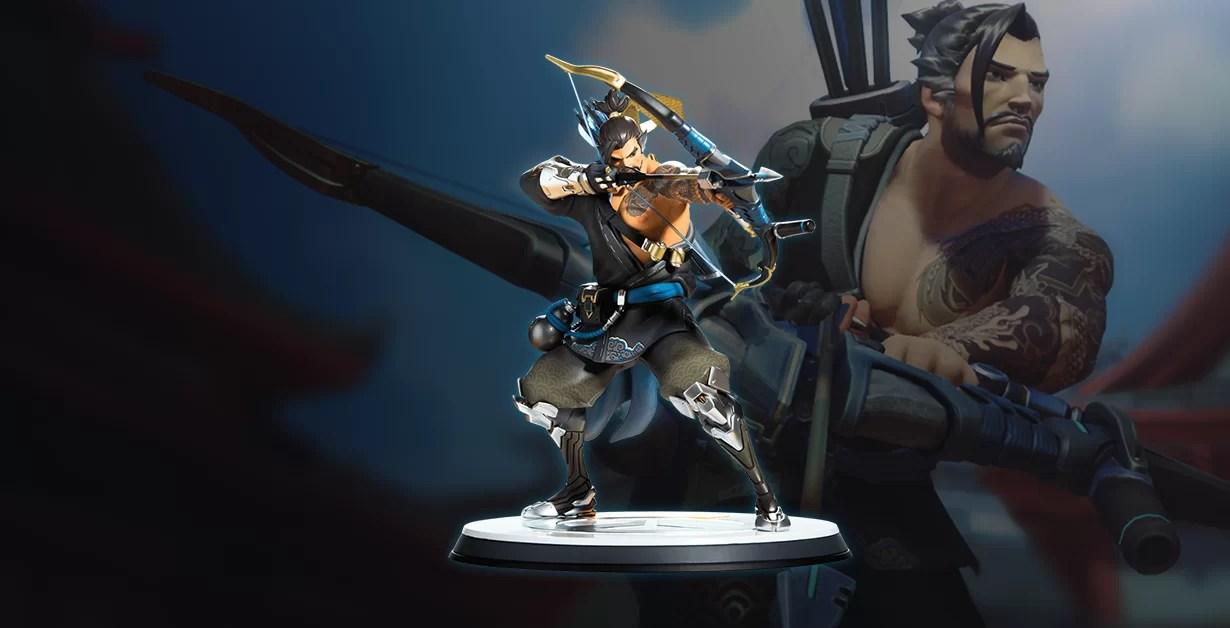 Blizzard predstavio Hanzo figuricu