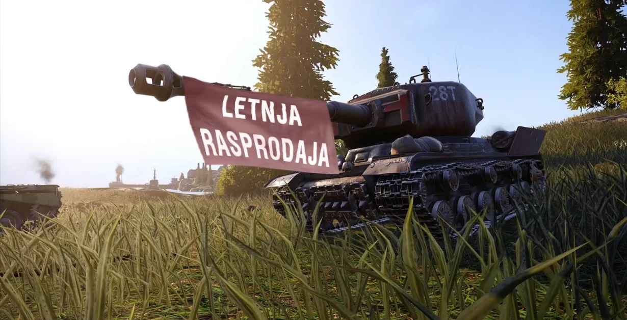 World of Tanks – Sunce je spržilo cene tenkova
