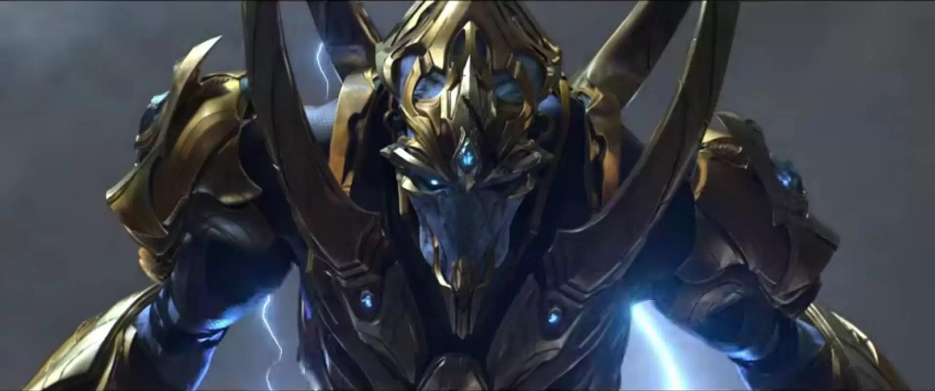StarCraft: Ručno pravljeni Zealot od gline