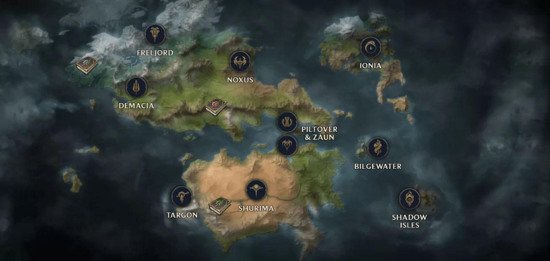 LoL dobio novu mapu!