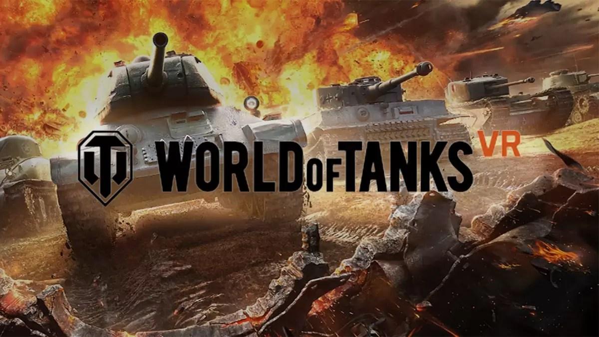 World of Tanks dolazi u VR!