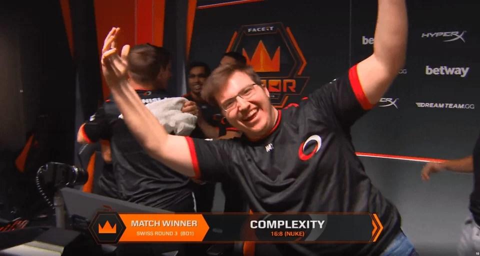 CS:GO – Complexity obezbedio status Legendi, Winstrike završio svoje učesće