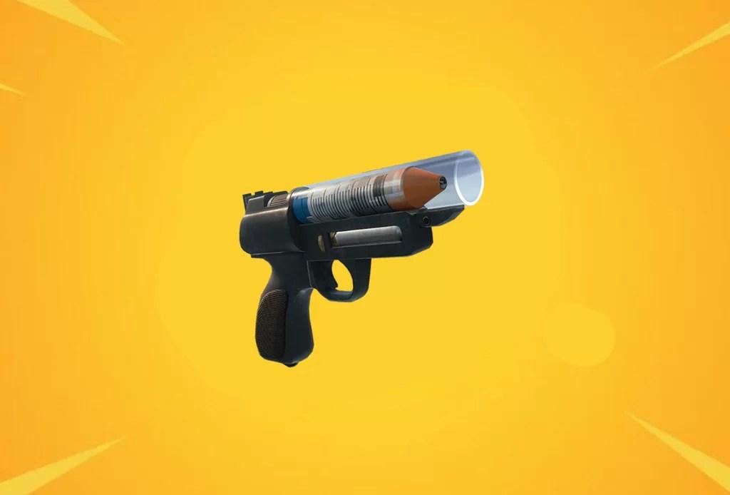 Stim Gun u Fortnite bi oživljavao igrače na daljinu