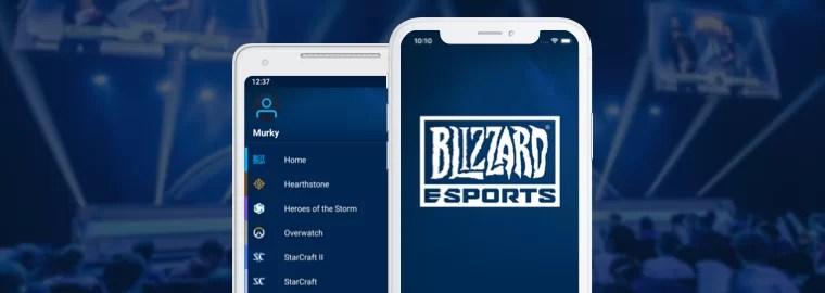 Blizzard predstavio esport aplikaciju za telefone