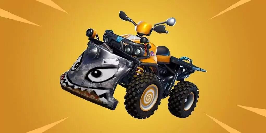Novi apdejt za Fortnite donosi turnire i Quadcrasher vozilo