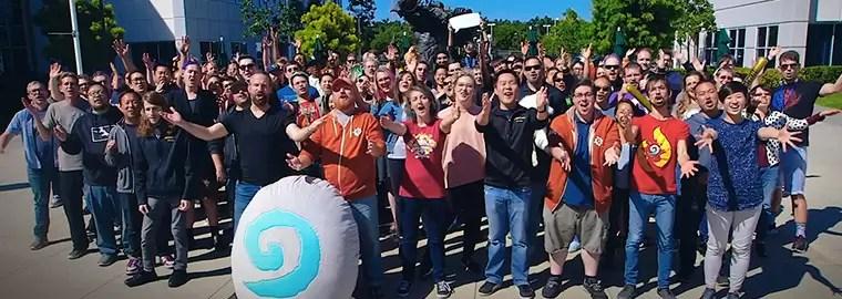 Hearthstone: Blizzard časti igrače povodom 100 miliona igrača!