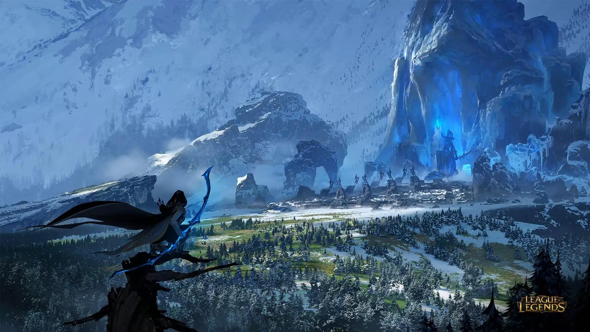 Riot konačno pravi novu igru i zove se Legends of Runeterra?