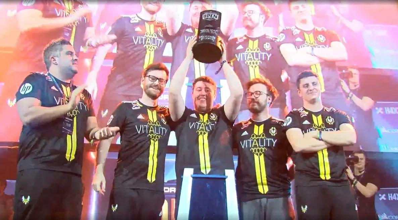 CS:GO – Vitality predvođen mladim Francuzom osvaja svoj prvi trofej